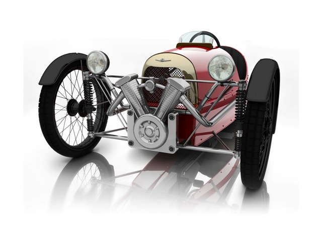 Morgan Pedal Car
