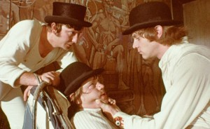 The Bowlers of A Clockwork Orange
