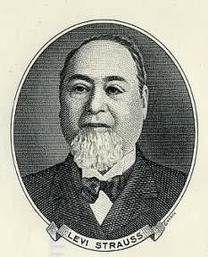 Levi Strauss (February 26, 1829 – September 26, 1902)